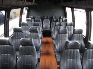 Charter Bus Packages