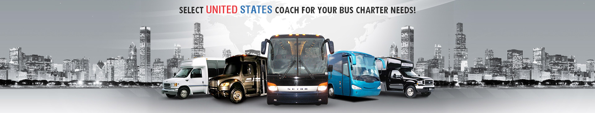 United States Coach Bus Rentals
