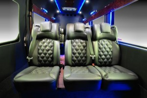 Executive Mercedes Sprinter