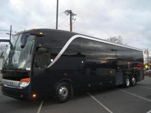new bus rentals