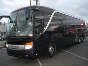 Luxury Charter Bus Rentals