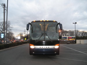 Luxury Motor Coach Rentals