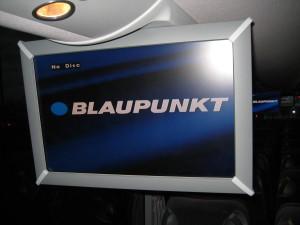 charter bus tvs