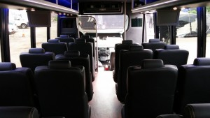 corporate minibus in NY & NJ