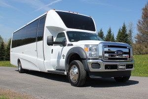 EXECUTIVE MINI BUS CHARTER NYC