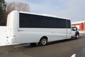Mini coach bus rental  nj nyc