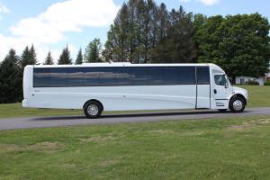 executive minibus coach rentals